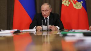 Владимир Путин прокомментировал вопрос повышения пенсионного возраста