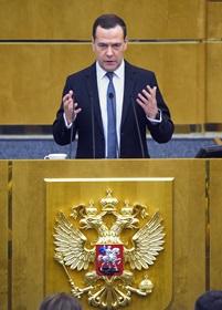 Дмитри Медведев_с пенсионным возрастом пора определяться